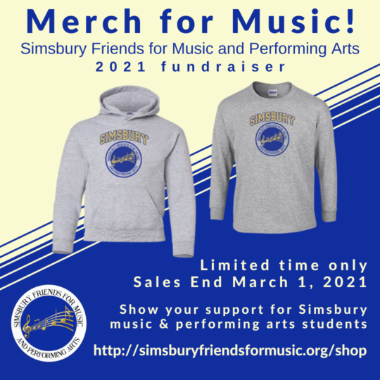 Simsbury friends for music fundraiser